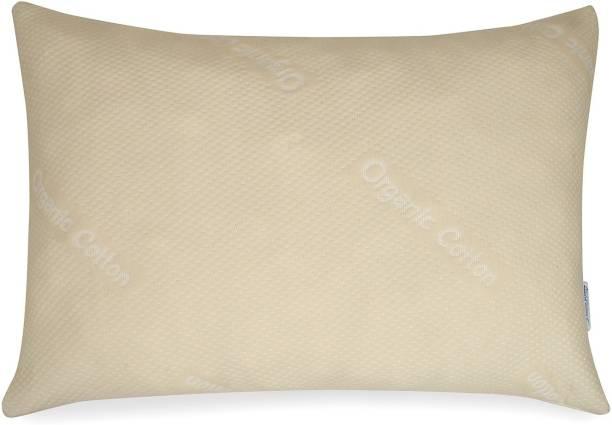 Doctor Dreams by Nilkamal Memory Foam Solid Sleeping Pillow Pack of 1