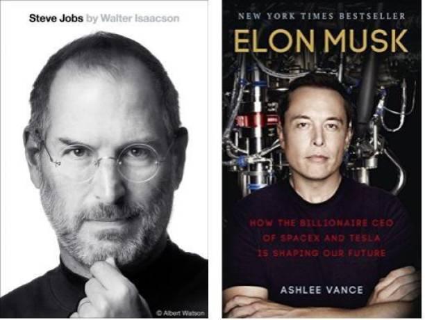 Steve Jobs + Elon Musk