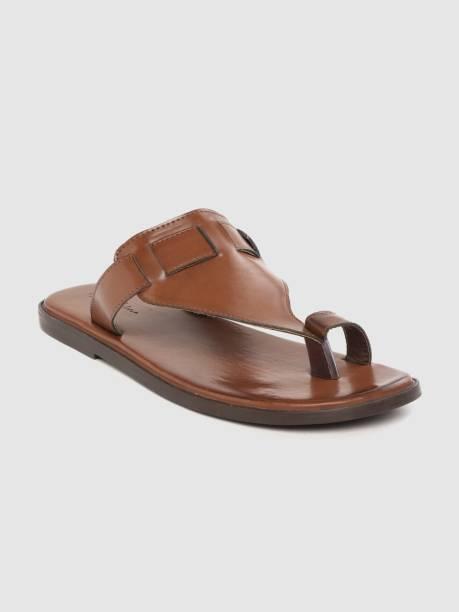 MAST & HARBOUR Men Brown Sandals