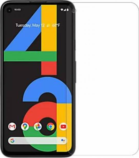 DVS MOBILE ACCESSORIES Impossible Screen Guard for Google Pixel 4A