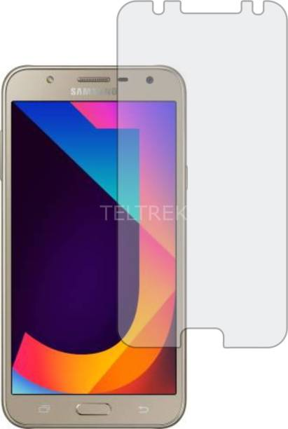 TELTREK Tempered Glass Guard for SAMSUNG GALAXY J7 CORE (Matte Finish, Flexible)