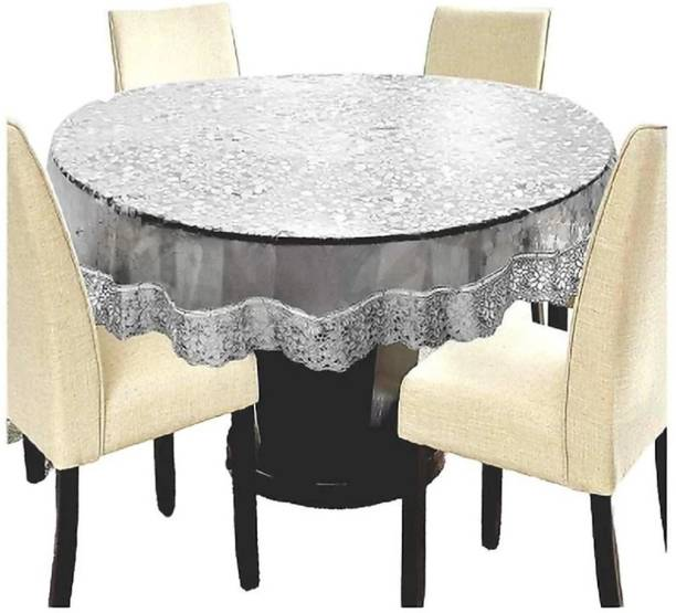 DELHI PVC CORP Printed 4 Seater Table Cover