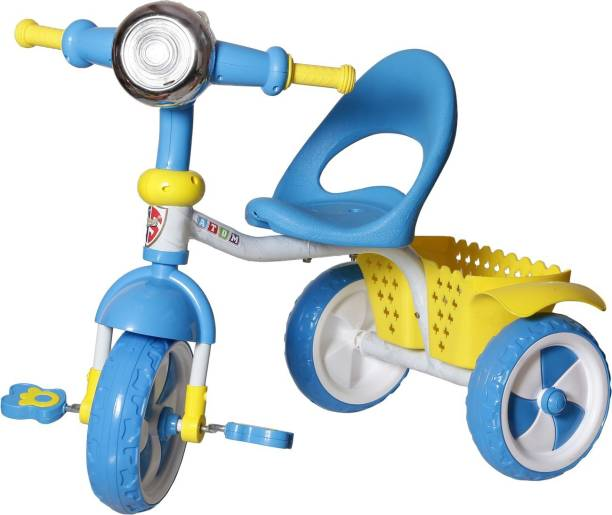 NHR Kids Atom cycle with Lights and music Tricycle Atom_DX Tricycle