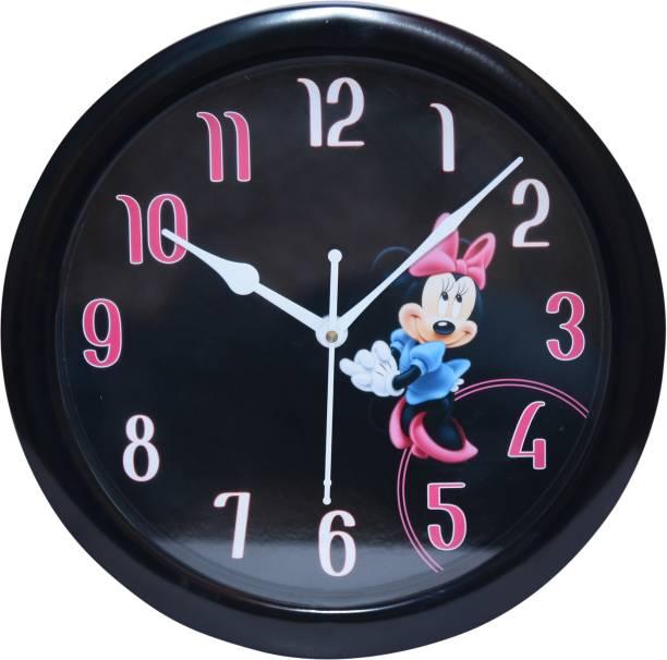 Sigaram Analog 27 cm X 27 cm Wall Clock