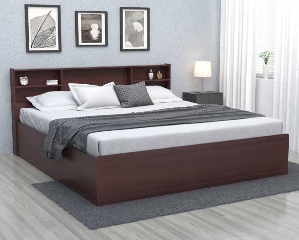 Forzza Jovo Engineered Wood King Box Bed