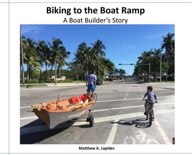Biking to the Boat Ramp