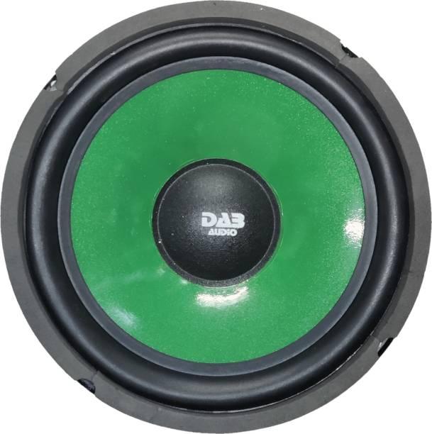 DAB 8 inch Green 90*17 Magnet Subwoofer