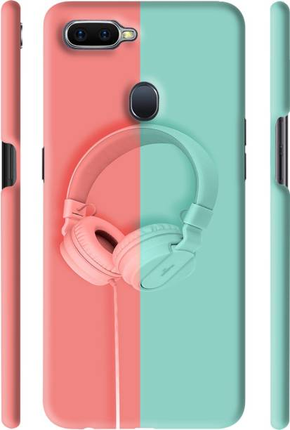 Lifedesign Back Cover for OPPO F9 Pro
