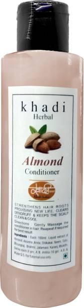 Khadi Herbal Natural Herbal Almond Conditioner