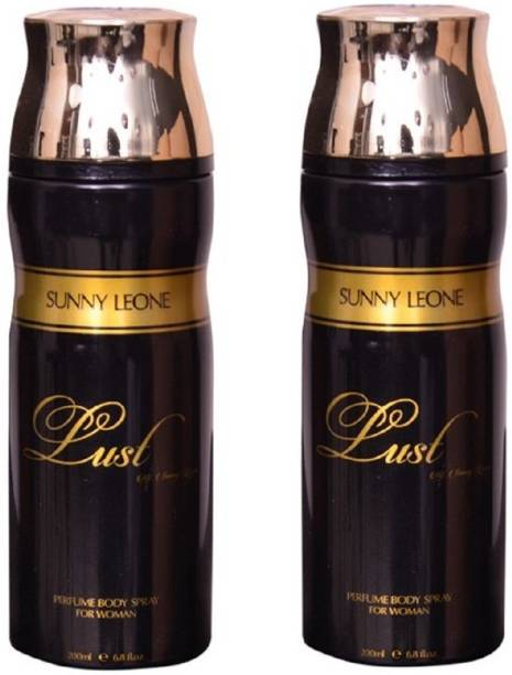 Lust by Sunny Leone lust Deodorant Spray  -  For Women