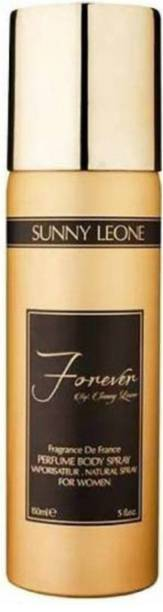 Lust by Sunny Leone 1 FOREVER GOLD Deodorant Spray  -  For Women
