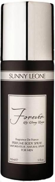 Lust by Sunny Leone 1 FOREVER BLACK Deodorant Spray  -  For Men