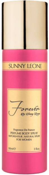 Lust by Sunny Leone 1 FOREVER PINK Deodorant Spray  -  For Women