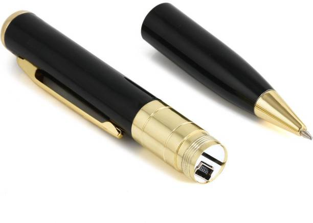 SPYTECTIFY Spy Pen Camera 32GB Supportable Mini Hidden Camera with Photo & Audio/Video Recorder Multifunction Home Security with Rechargeable Built in Battery. Security Camera