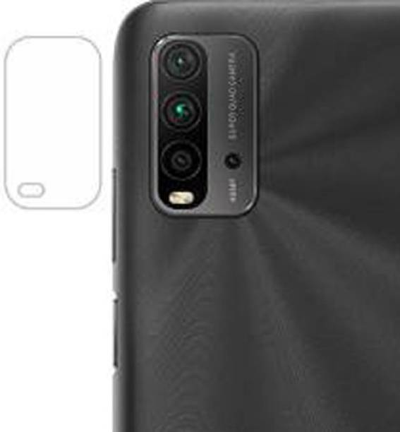 DAFFIN Back Camera Lens Glass Protector for Redmi 9 Power