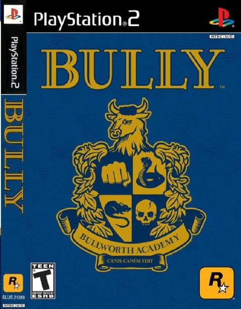 BULLY FULL GAME PLAYSTATION 2 (PS2 ) (STANDARD)