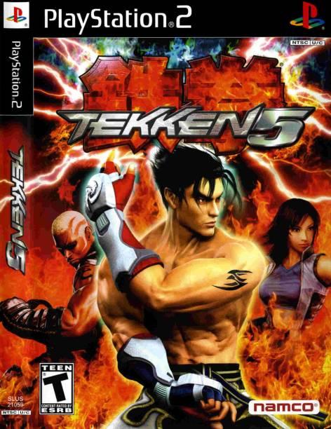 TEKKEN 5 FULL GAME PLAYSTATION 2 (PS2 ) (STANDARD)