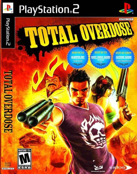 TOTAL OVERDOSE FULL GAME PLAYSTATION 2 (PS2 ) (STANDARD)