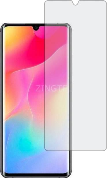 ZINGTEL Tempered Glass Guard for REDMI Note 10 Lite (Flexible, Shatterproof)