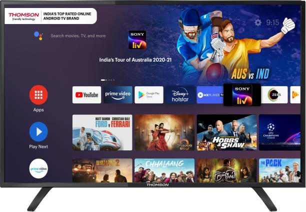 Thomson 9A Series 106 cm (42 inch) Full HD LED Smart Android TV