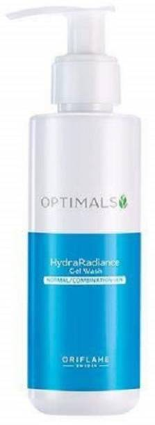 Oriflame Sweden OPTIMALS HYDRA RADIANCE GEL FACE WASH Face Wash