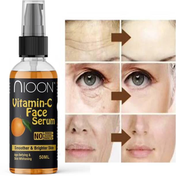NIOON vitamin C Facial serum- For Anti Aging & Smoothening & Brigthening Face Serum