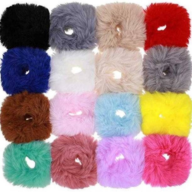HMK TRADERS Feather Hair Rubber Band Rubber Band