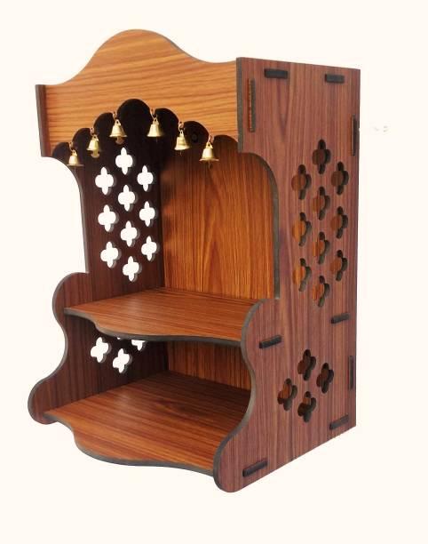 Teakwood TMPL09GNENA Engineered Wood Home Temple