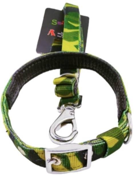 PET LIKES Dog Collar & Leash