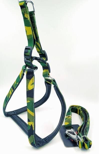 PET LIKES Dog Harness & Leash