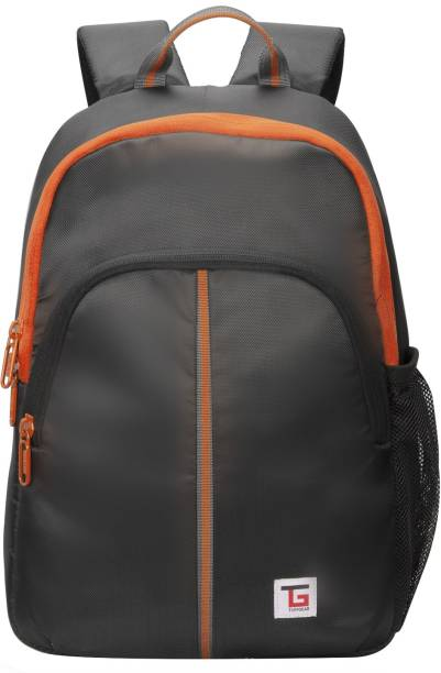 Tuff Gear Tenor Casual Daypack 37.5cm Mini Backpack 13-liter Day-to-Day Grey Resistance Backpack Bag 13 L Backpack