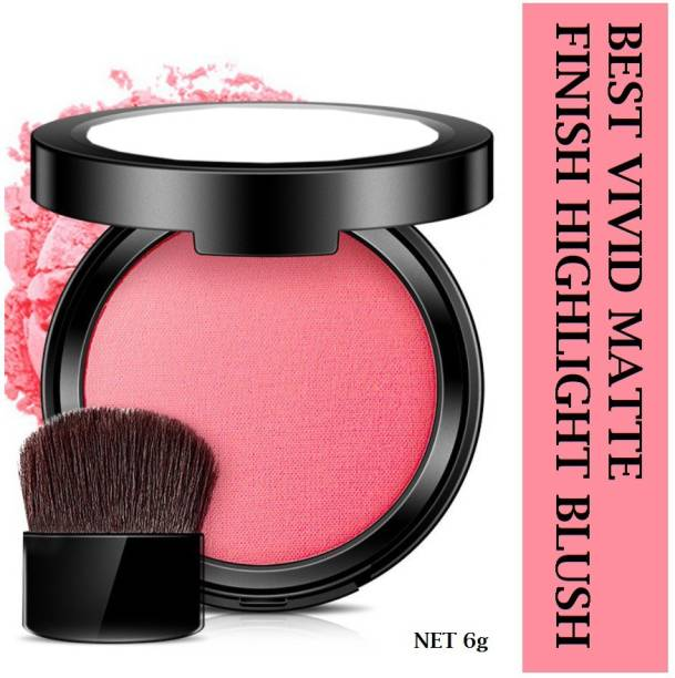 SEUNG PROFESSIONAL BENDABLE MATTE BASED PINK WATER PROOF & LONG LASTING BLUSHER
