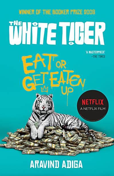 The White Tiger - Film Tie-in