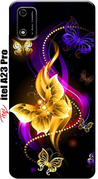TrenoSio Back Cover for itel A23 Pro