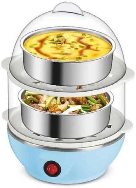 AR Collection Double Layer Egg Boiler Egg Cooker (14 Eggs) Egg Cooker duble egg boiler vk66 Egg Cooker duble egg boiler vk55 Egg Cooker (14 Eggs) Egg Cooker
