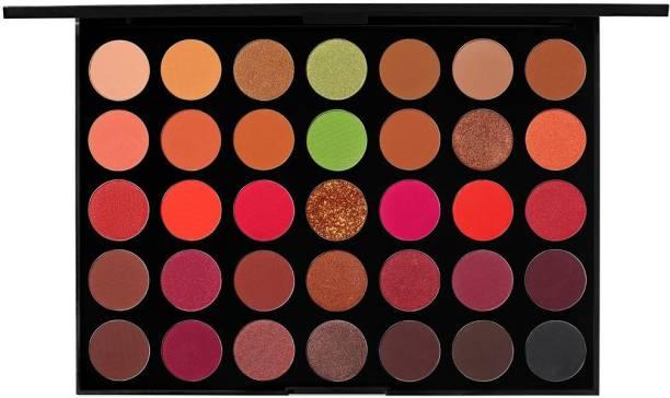 SKINPLUS Nature Eyeshadow Palette 56 g