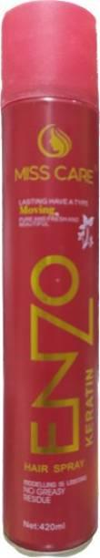 Miss Care ENZO Level 7 Super Hold Spray Hair Spray