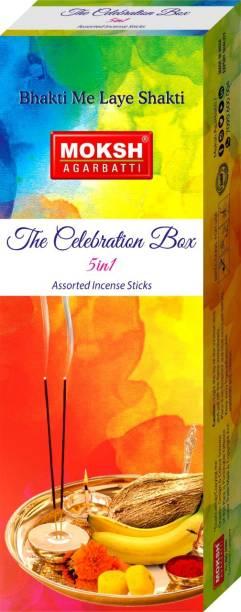 MOKSH The Celebration pack Multi Fragrance