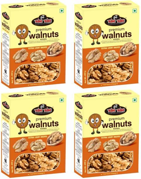 YUM YUM California Walnut Kernels (Akhrot Giri) 1kg Walnuts