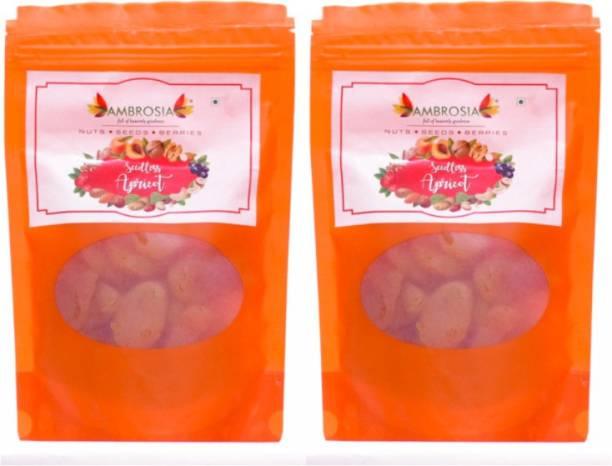 AMBROSIA Premium Dried Turkish Apricots Apricots