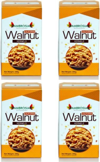 AMBROSIA CALIFORNIA WALNUT KERNELS 1 Kg Walnuts