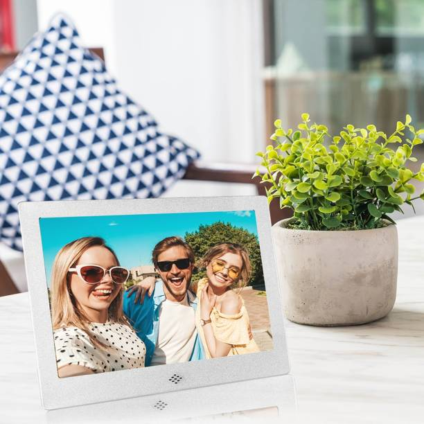 """Epyz 7"""" inch HD Ready Digital Photo Frame with Fully Remote Functional 7 inch LCD Display"""