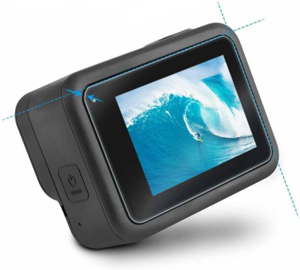Hiffin Front and Back Screen Guard for GOPRO CAMERA