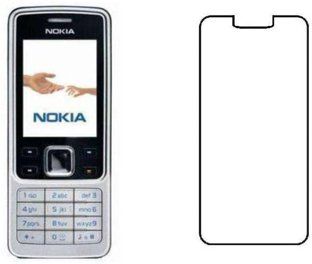 Sonakshu Impossible Screen Guard for Nokia-6300