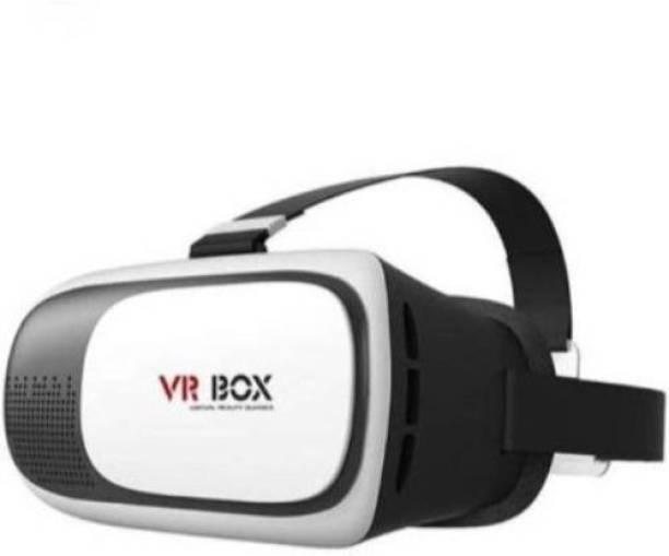 SYARA VHM_462T_VR Box Smart phone compatiable VR Box    Virtual Reality Box   Smart Glass   Mini Home Theater    3 D Glass    Virtual Reality Box  So Best and Quality Compatible with samsung,oppo,vivo,xiomi, motorola, sony and all smart phones