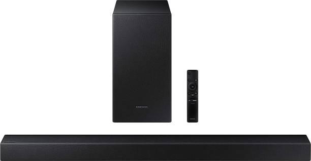 SAMSUNG HW-T45E/XL With Wireless Subwoofer 200 W Bluetooth Soundbar