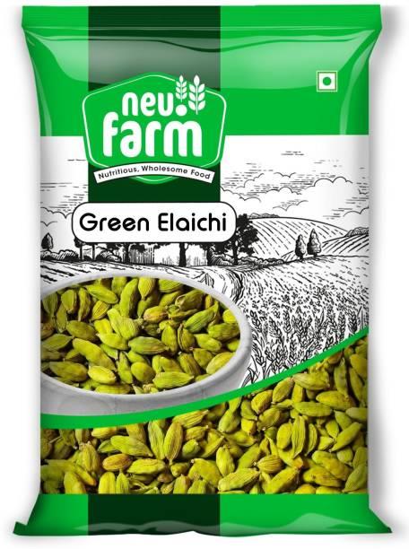 Neu.Farm Cardamom - Elaichi Green - Premium Quality