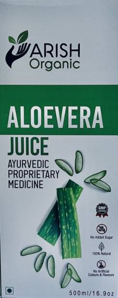 ARISH organic Aloevera Juice