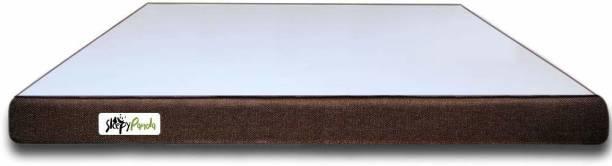 SleepyPanda Vita Ortho Memory Foam Mattress 6 Inch Thick | Best suitable memory foam mattress for king size bed | Soft Firm Mattress for Natural Body Support and Good Sleep (72x72x6) 6 inch King Memory Foam Mattress