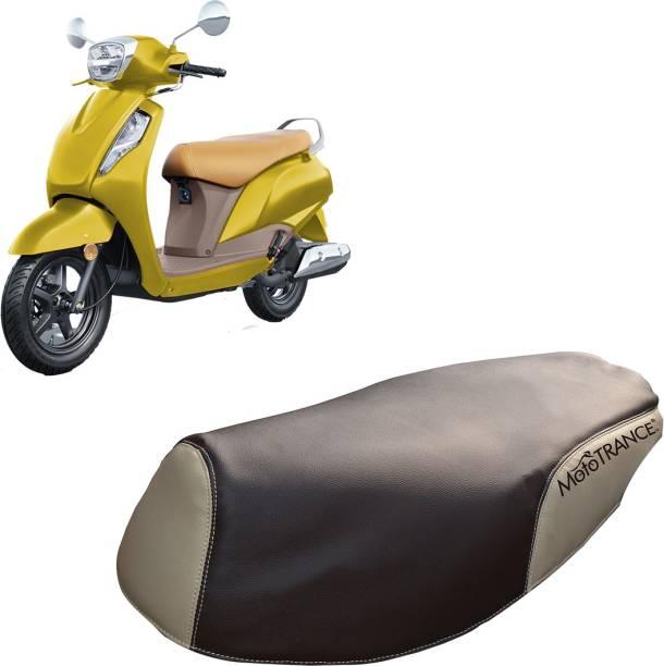 MOTOTRANCE MTSC36212-1 Single Bike Seat Cover For Suzuki Access 125